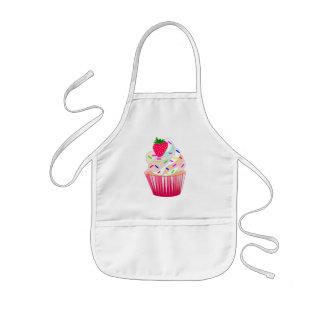 panadería, magdalenas, dulces, postres delantal infantil