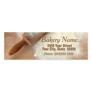 Panadería moderna/tarjeta de visita de Catering