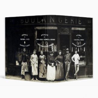 """Panadería parisiense 1900 carpeta 1"""""""