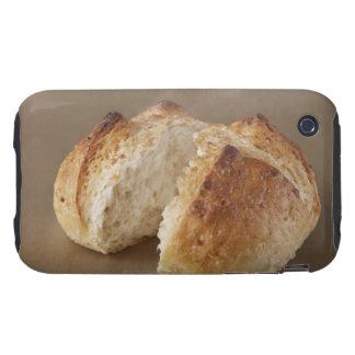 ¿Panadería sin pulir del arroz? con vapor Tough iPhone 3 Carcasas