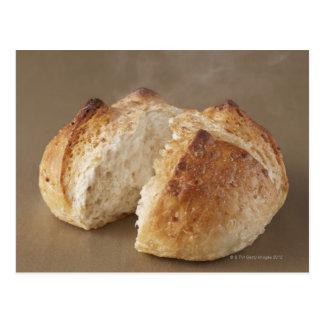 ¿Panadería sin pulir del arroz? con vapor Postales