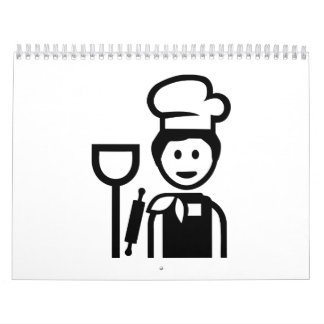 Panadero Calendarios De Pared