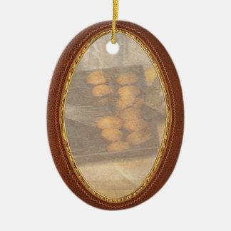 Panadero - comida - tenga algunas galletas ornamentos para reyes magos