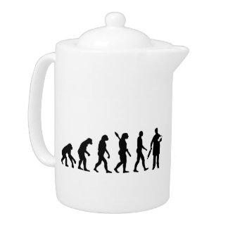 Panadero de la evolución