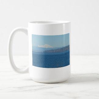 Panadero del soporte de la playa Washington de Taza Clásica