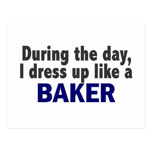 Panadero durante el día postales