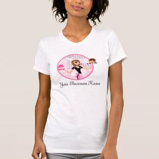 Panadero/panadería/camiseta/ropa de encargo del