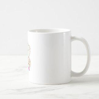 Panadero profesional taza básica blanca