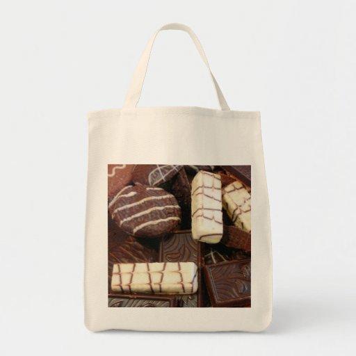 Panadero - quién quiere las galletas bolsa