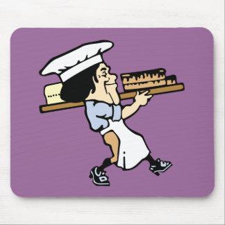 Panadero Tapetes De Raton