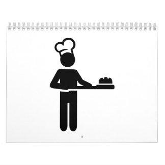 Panadero Calendario