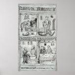 Panaderos de York, A.D, 1595-96 Póster