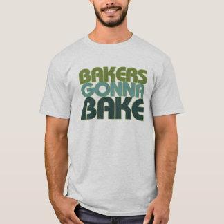 Panaderos que van a cocer playera