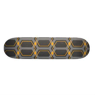 Panal (Amber) Skateboard Deck