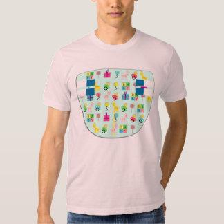 Pañal de ABDL/camiseta adulta del bebé/pañal Camisas
