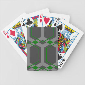 Panal (Green) Playing Cards