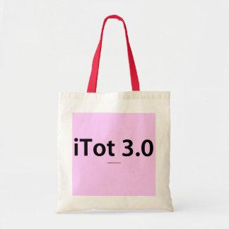 panal/la bolsa de pañales del iTot 3,0