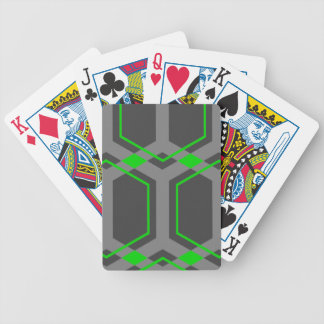 Panal (Lime) Playing Cards