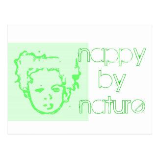 Panal por la postal de la naturaleza