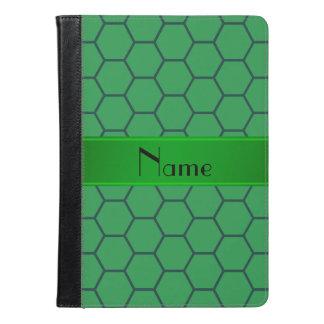 Panal verde conocido personalizado