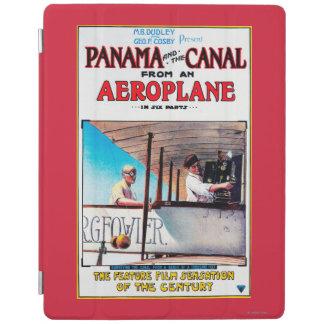 Panama and the Canal Aeroplane Movie Promo Poste iPad Cover