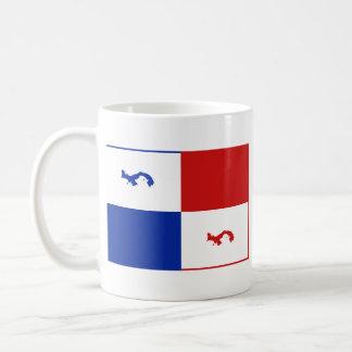 Panama Banner ~ Map Mug