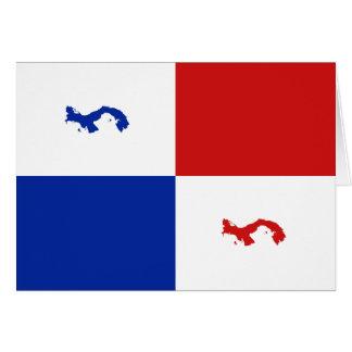 Panama Banner Notecard Greeting Cards