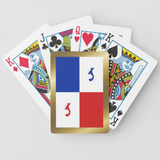 Panama Banner Playing Cards