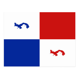 Panama Banner Postcard