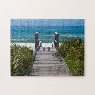 Panama Beach Vacation Jigsaw Puzzle