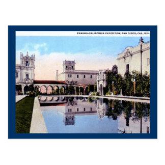 Panama California Exposition, San Diego 1916 Vinta Postcard