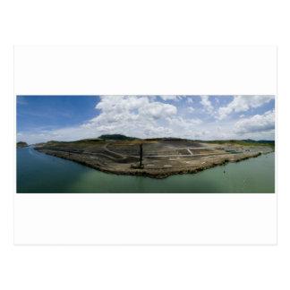 Panama Canal 1 Postcard