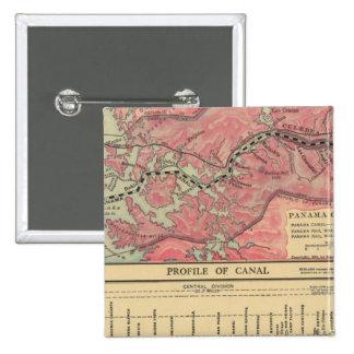 Panama Canal Pins