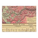 Panama Canal Postcard