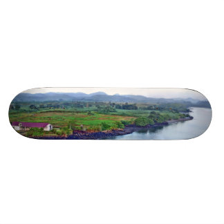 Panama Canal Skate Board Deck