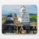 Panama Canal Souvenir Mousepad
