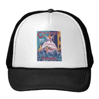 Panama Carnaval Trucker Hat