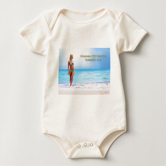 Panama City Beach Baby Bodysuit