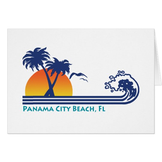 Panama City Beach Card