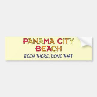 Panama City Beach Florida BTDT Bumper Sticker
