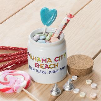 Panama City Beach Florida BTDT Candy Jar