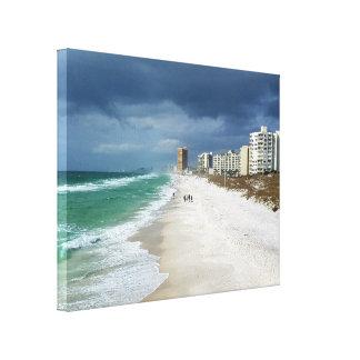 Panama City Beach, Florida Canvas Print