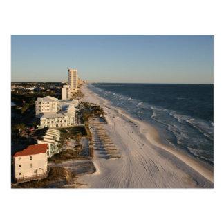 Panama City beach Florida picture Postcard
