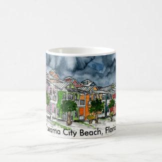 Panama City Beach Florida tropical art gifts Mug
