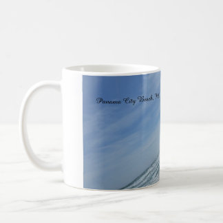 Panama City Beach Gulf Waves Coffee Mug