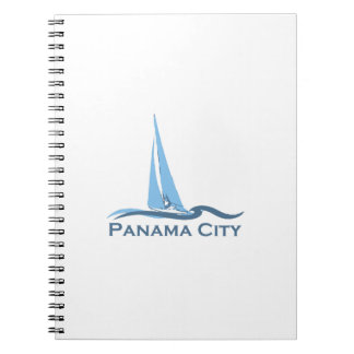 Panama City Beach. Notebook