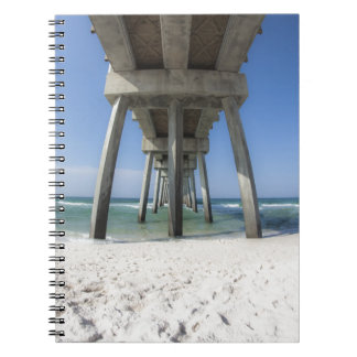 Panama City Beach Pier Notebook