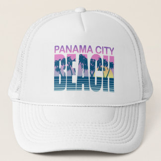 Panama City Beach Trucker Hat
