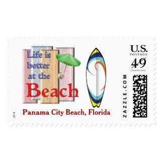 Panama City Beach - US Postage