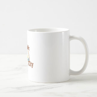 Panama City. Coffee Mug